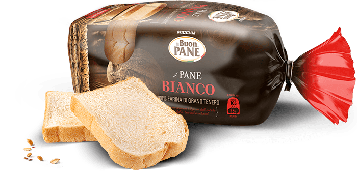 grissitalia pane bianco | il buon pane
