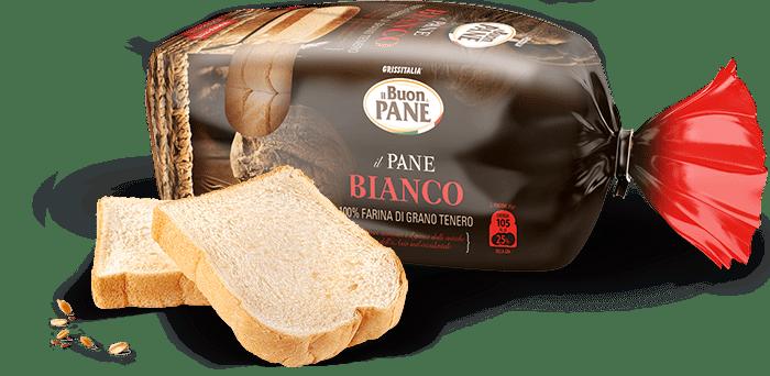 grissitalia pane bianco | il buon pane | panbauletto