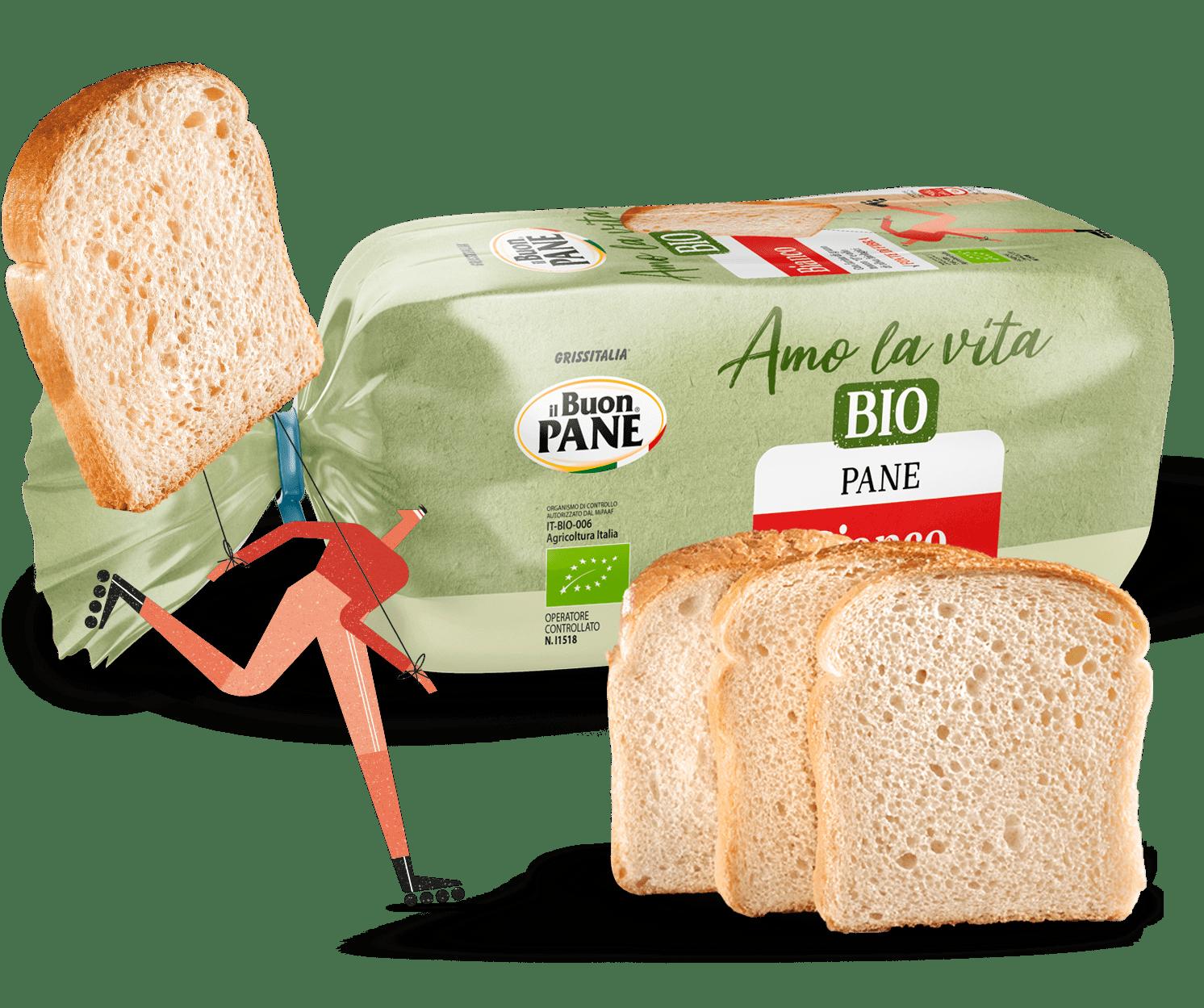 amo la vita il buon pane