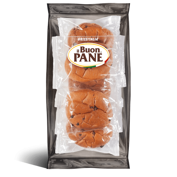 Grissitalia Linea Dolci panini panghiotto | Il Buon Pane