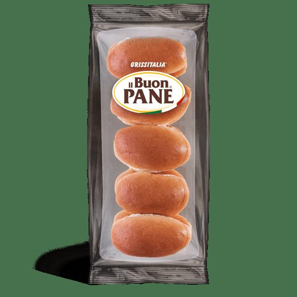 Grissitalia Linea Dolci panini al latte | Il Buon Pane