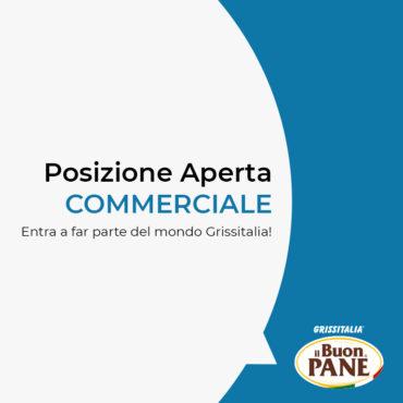 Offerta di Lavoro Grissitalia Alessandria Commerciale Area Pane
